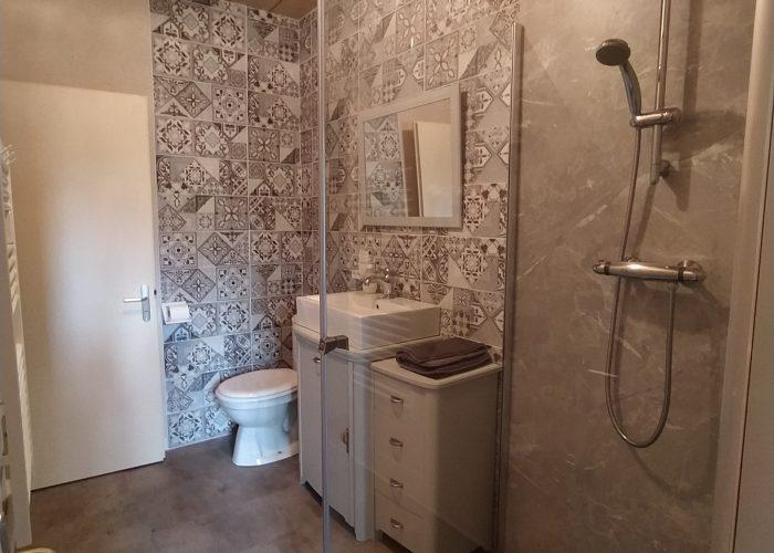 salle d'eau+wc 1er étage